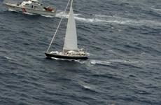 Thu giữ 2 tấn cocaine trên du thuyền ngoài khơi bờ biển Nam England