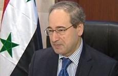 Syria: Hy vọng đám phán về soạn thảo hiến pháp mới được nối lại