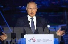 Tổng thống Nga Putin khẳng định cần hợp tác với Taliban