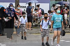 Singapore đưa ra tiêu chuẩn mới về nơi cư trú của lao động nước ngoài