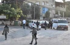 Israel bắt giữ lại toàn bộ 6 tù nhân Palestine trong vụ vượt ngục