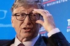 Bill Gates huy động các công ty lớn thúc đẩy chuyển đổi năng lượng
