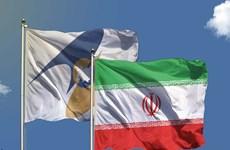 Trao đổi thương mại giữa Iran và Liên minh Kinh tế Á-Âu tăng mạnh