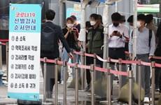 Hàn Quốc ghi nhận số ca mắc COVID-19 lần đầu vượt 3.000 ca trong ngày