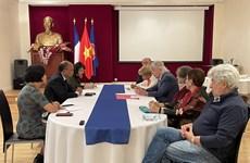 Hội Hữu nghị Pháp-Việt khẳng định tiếp tục đoàn kết ủng hộ Việt Nam