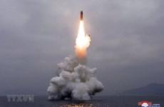 Mỹ lên án và kêu gọi Triều Tiên đối thoại sau vụ phóng tên lửa
