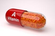 Anh nghiên cứu sử dụng vitamin A để cải thiện chứng suy giảm khứu giác