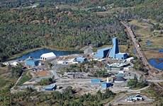 Canada giải cứu được phần lớn thợ mỏ bị mắc kẹt dưới lòng đất