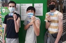 Ba thiếu niên đứng sau trang web cập nhật số liệu dịch COVID-19