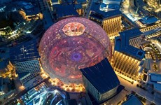 Chính thức khai mạc Triển lãm thế giới EXPO 2020 tại Dubai