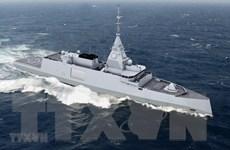 Pháp đã ký với Hy Lạp hợp đồng cung cấp 3 tàu khu trục
