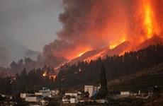 Tây Ban Nha dành 239 triệu USD khắc phục hậu quả núi lửa ở La Palma