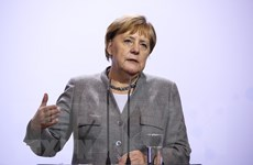 Thủ tướng Merkel kêu gọi các đảng phái vượt qua khác biệt vì tương lai