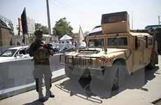 Taliban thông báo tiêu diệt nhóm phiến quân khủng bố IS
