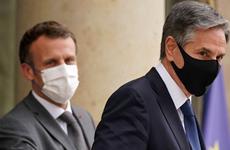 Pháp và Mỹ nỗ lực tìm cách hàn gắn quan hệ song phương