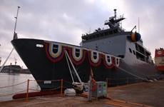 Hàn Quốc hạ thủy tàu ngầm cứu hộ thứ hai mang tên Ganghwado