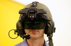 Israel cung cấp mũ bảo hiểm tích hợp quan sát điện tử cho Mỹ