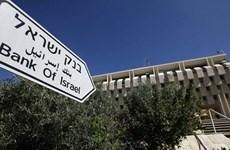 Israel giữ nguyên lãi suất ngân hàng thấp kỷ lục là 0,1%