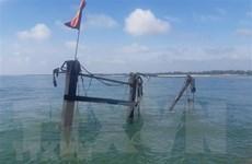 Cà Mau: Tàu cá của ngư dân liên tục gặp nạn vì mưa to, gió lớn