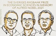 Giải Nobel Kinh tế năm 2021 thuộc về ba nhà kinh tế học người Mỹ