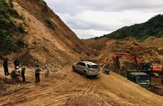 Hà Giang: Bắt quả tang hoạt động khai thác khoáng sản trái phép