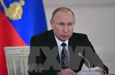 Nga chỉ trích các biện pháp trừng phạt kinh tế nhằm vào Liên minh Á-Âu