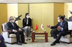 Tăng cường mối quan hệ tốt đẹp giữa Việt Nam và tỉnh Kanagawa