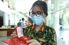 Ngày Phụ nữ Việt Nam: 50 ngày đáng nhớ của các nữ quân y tương lai