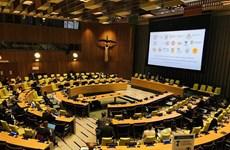 Việt Nam chủ trì họp Hội đồng Bảo an về mực nước biển dâng