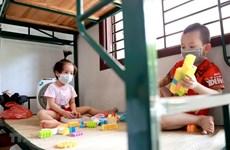 Quỹ Bảo trợ trẻ em Việt Nam đồng hành cùng trẻ em ảnh hưởng bởi dịch