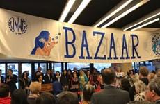 Hội chợ UN Bazzar 2021, cánh cửa rộng mở cho các nền văn hóa thế giới