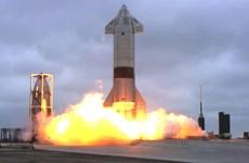 SpaceX thử nghiệm hạ cánh thành công tàu vũ trụ Starship