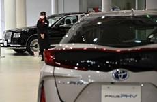 Các hãng ôtô Nhật Bản dự kiến lợi nhuận giảm do thiếu hụt chip