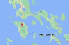 Động đất có độ lớn 5,8 làm rung chuyển đảo Mindoro của Philippines