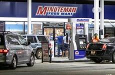 Hơn 1.000 trạm xăng tại Đông Bắc Mỹ sắp cạn kiệt nhiên liệu
