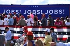 Tỷ lệ thất nghiệp tại Mỹ giảm xuống mức thấp nhất kể từ đầu đại dịch