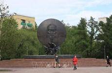 Câu chuyện độc đáo bên tượng đài Bác Hồ ở thủ đô nước Nga