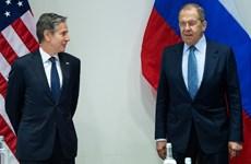 Cuộc gặp bộ trưởng ngoại giao Nga-Mỹ tối 19/5: bước đi thăm dò
