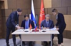 Thành phố Hồ Chí Minh và Saint Petersburg thúc đẩy hợp tác song phương