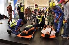 Hơn 200 người bị thương trong vụ va chạm tàu cao tốc tại Malaysia