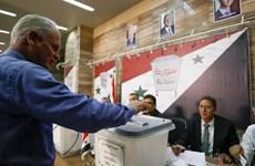 Người dân Syria đi bỏ phiếu bầu chọn nhà lãnh đạo đất nước