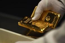 Giá vàng châu Á quanh mức 1.900 USD/ounce phiên chiều 27/5