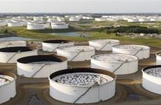 Giá dầu thế giới tăng phiên 26/5 khi lượng dầu dự trữ của Mỹ giảm