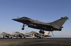 Pháp thông báo kế hoạch bàn giao chiến đấu cơ Rafale cho Ai Cập
