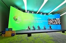 Thượng đỉnh P4G: Phát triển thành phố thông minh giúp giảm khí thải