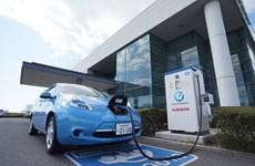 Nhật Bản tăng số lượng trạm sạc xe điện gấp 5 lần vào năm 2030