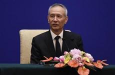 Quan chức thương mại Mỹ và Trung Quốc tiếp tục đối thoại