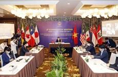 CPTPP: Các thành viên nhất trí đàm phán về đơn xin gia nhập của Anh