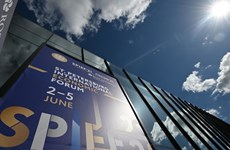Khai mạc Diễn đàn Kinh tế quốc tế St.Petersburg tại Nga