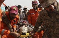 Hơn 60 người đã thiệt mạng trong vụ tai nạn đường sắt tại Pakistan